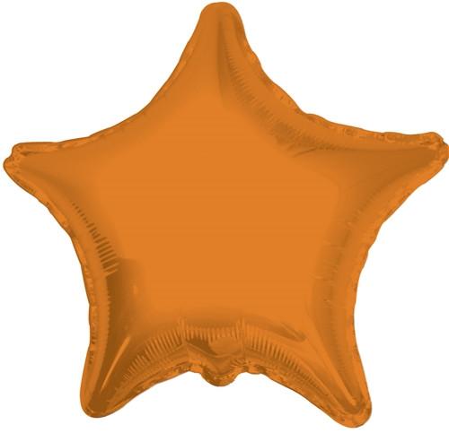 "18"" Orange Star"