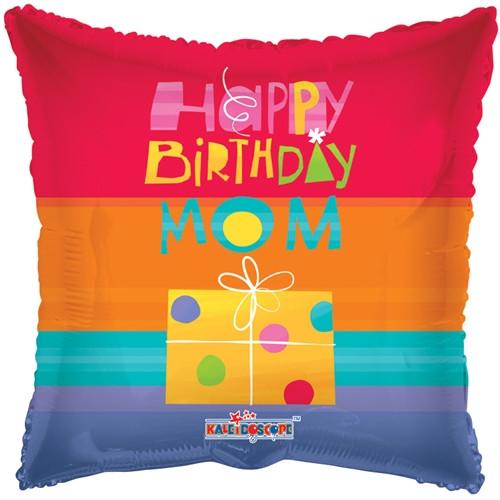 """18"""" Happy Birthday Mom Gift"""