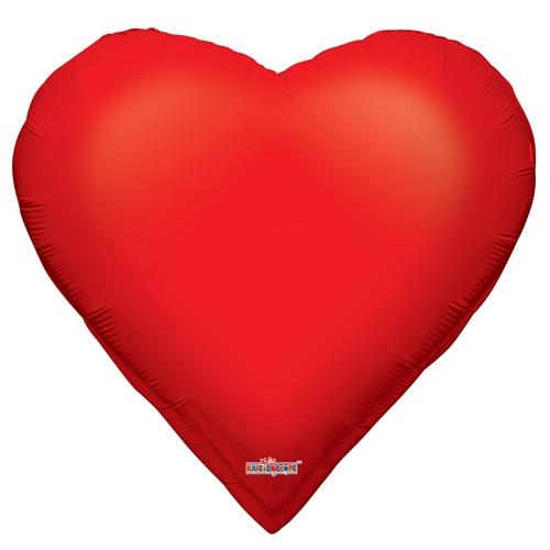 """28"""" Poker Heart Shape"""