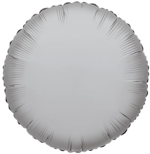 """18"""" Silver Round"""
