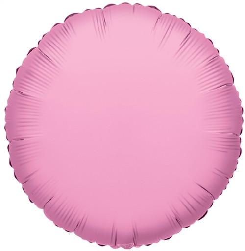 "18"" Baby Pink Round"