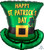 """24"""" St. Pat's Day Top Hat"""