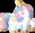 """14"""" Mini Unicorn - AIR FILL"""