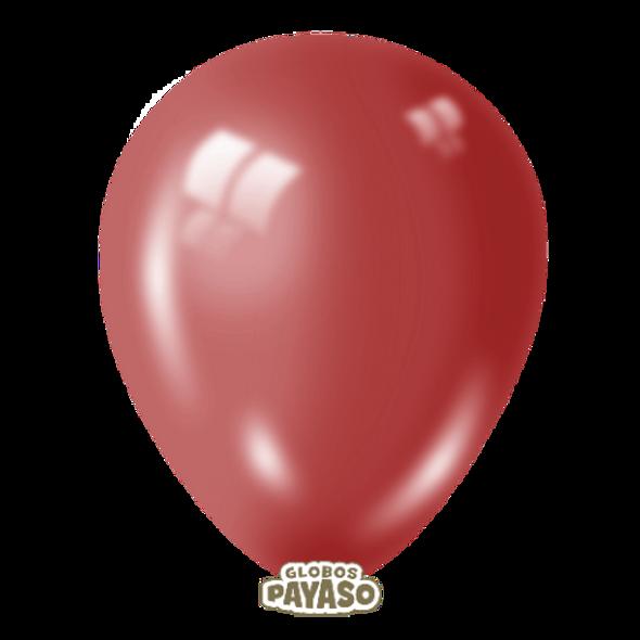 "9"" Celebrity Cherry Red - 144 Ct."