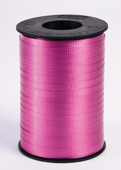 Fuchsia Curling Ribbon