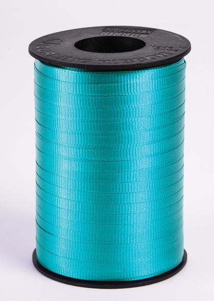 Aqua Curling Ribbon