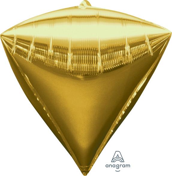 "17"" Gold Diamondz - 3 Ct."