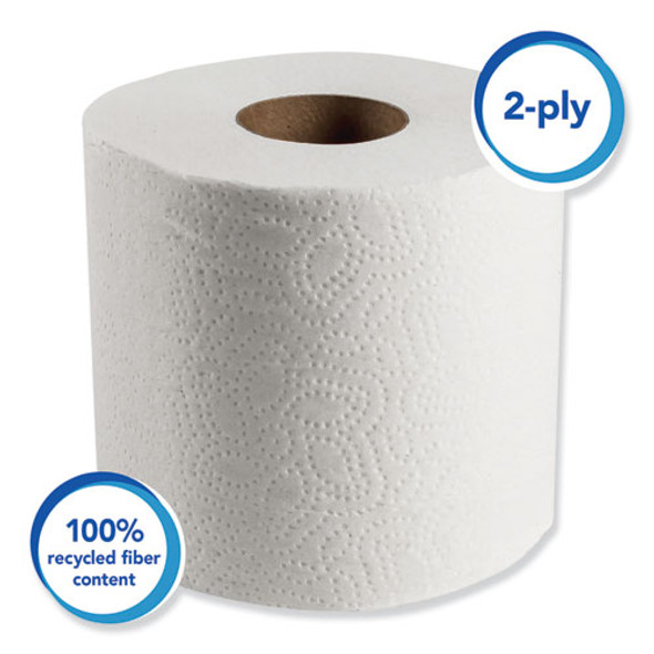 Scott Essential Bathroom Tissue, 2-Ply - 1 Roll