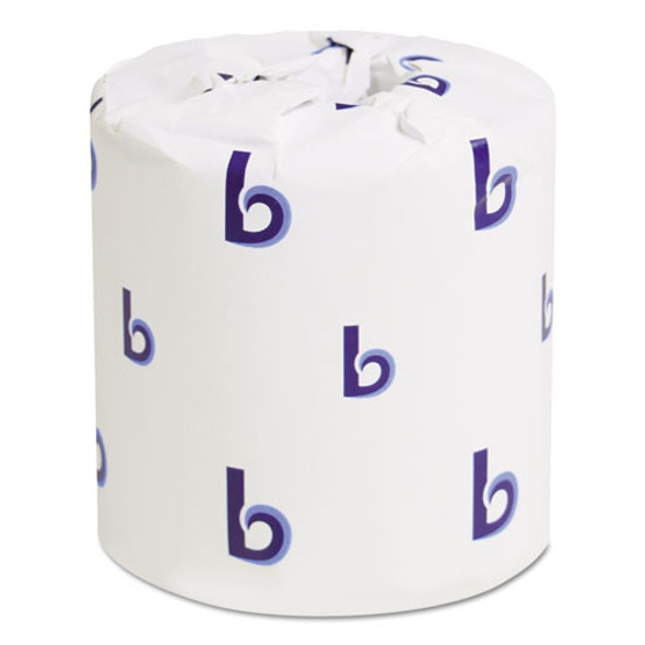 Boardwalk Bathroom Tissue, 2-Ply - 1 Roll