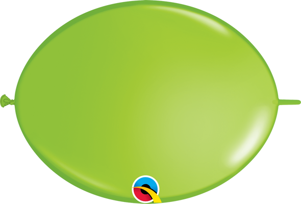 """12"""" QuickLink Lime Green - 50 Ct."""