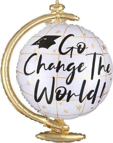 "23"" Go Change the World"