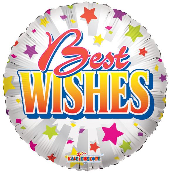"""18"""" Best Wishes Stars"""