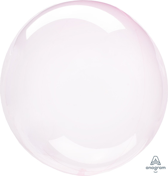 """10"""" Light Pink Crystal Clearz Petite 1 Ct."""