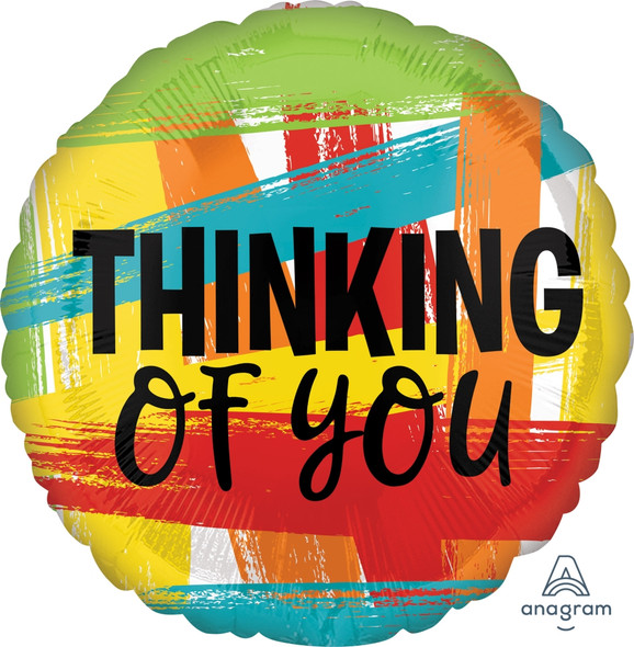 """17"""" Thinking of You Primary Painted"""
