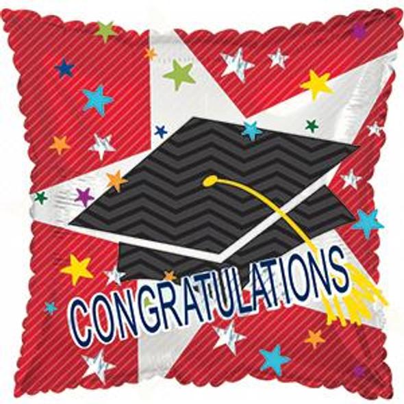 """17"""" Big Star Congratulations"""