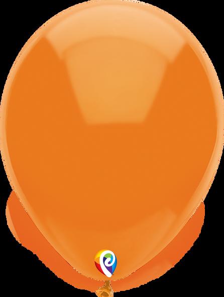 "7"" Funsational Orange - 50 Ct."