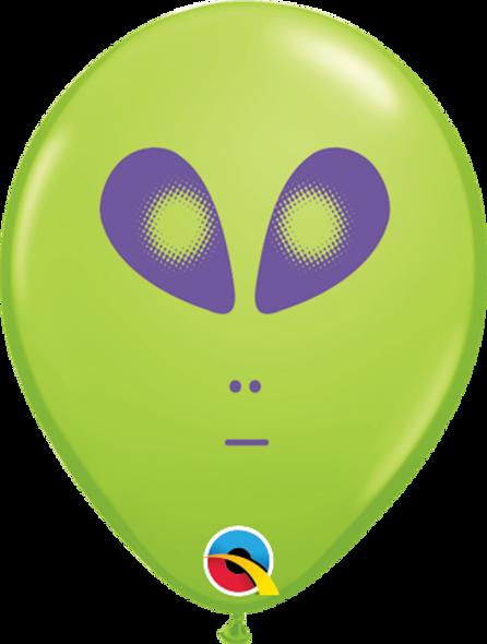 "5"" Space Alien - 100 Ct"