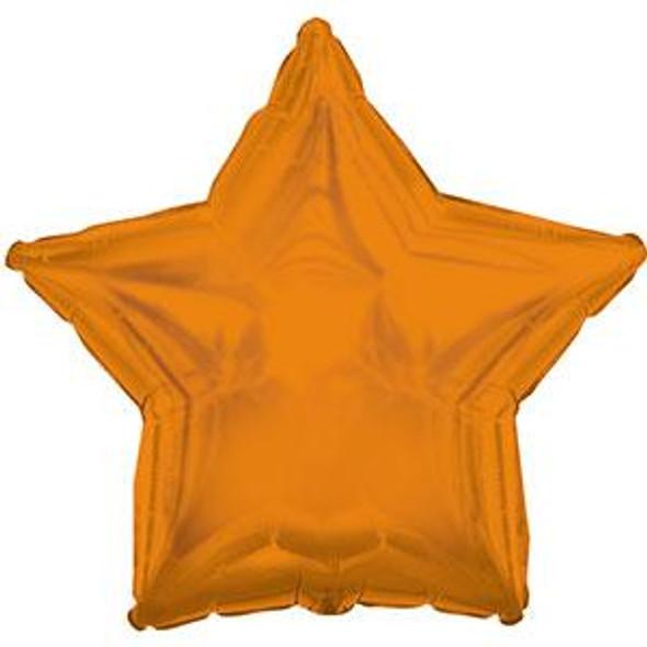 "17"" Orange Star"