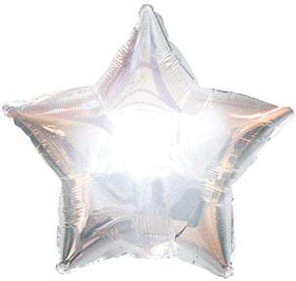 "17"" Silver Star"