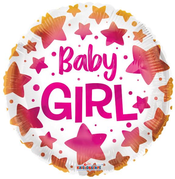 "18"" Baby Girl Stars"
