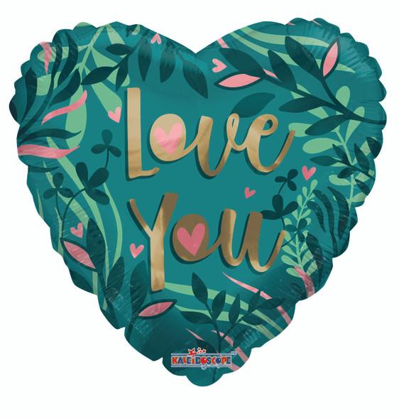 "18"" Love Green"