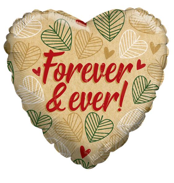 """18"""" Forever & Ever Leaves"""