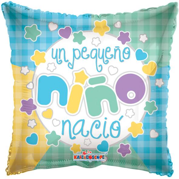 "18"" Un Pequeno Nino Nacio"