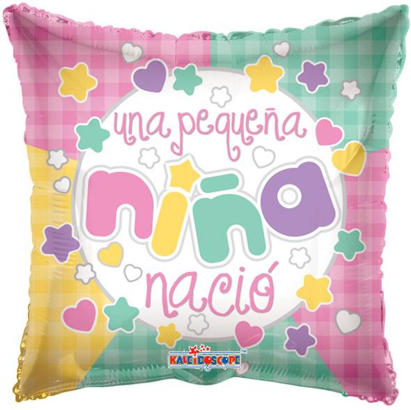 """18"""" Una Pequena Nina Nacio"""