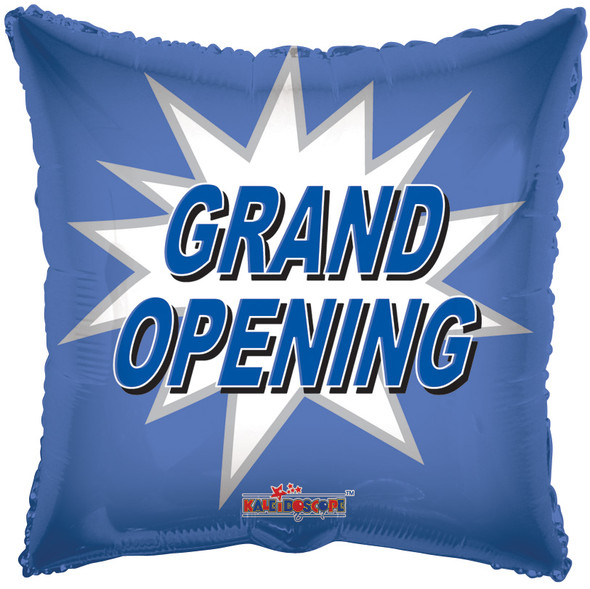 "18"" Grand Opening"