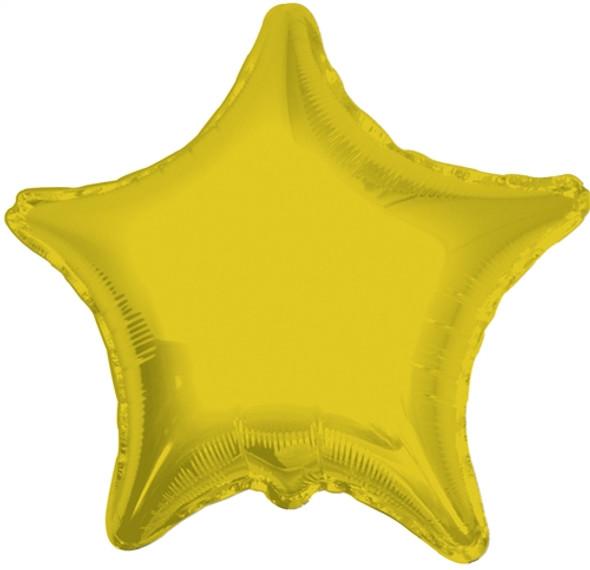 "18"" Gold Star"
