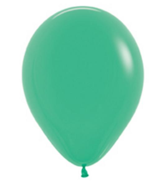 "18"" Betallatex Fashion Green - 25 Ct."