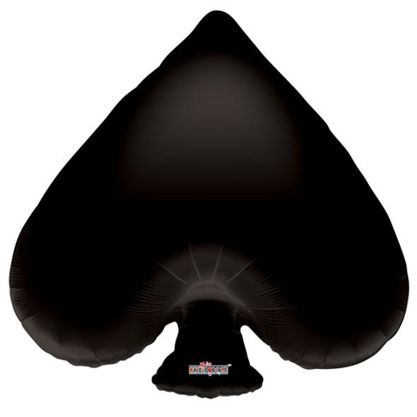 """28"""" Poker Spade Shape"""