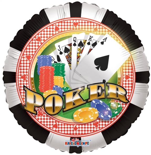 """18"""" Poker"""