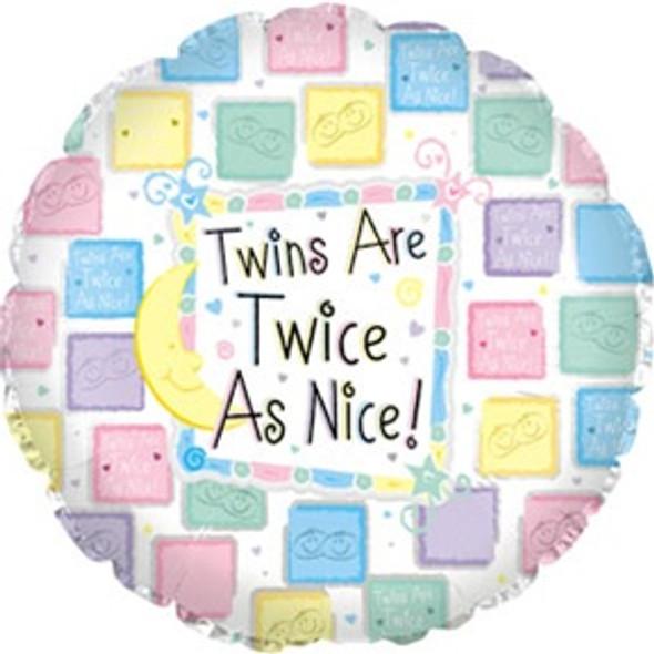 "18"" Twice as Nice Quilt"