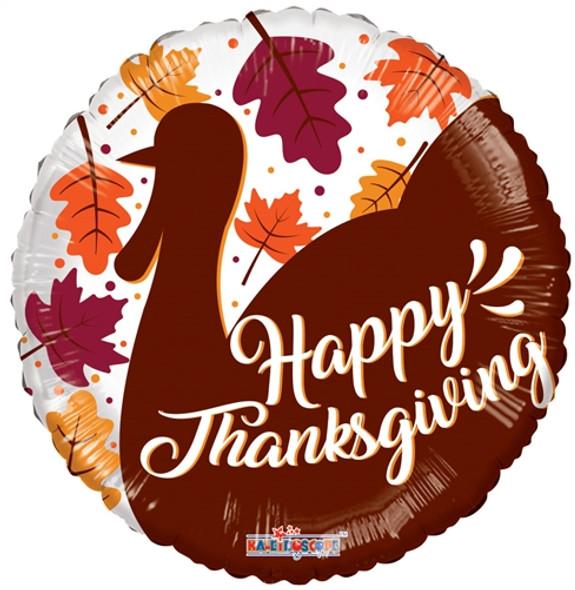 "18"" Thanksgiving Turkey"