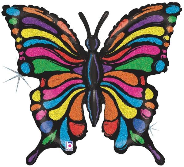 """33"""" Pop Art Butterfly"""