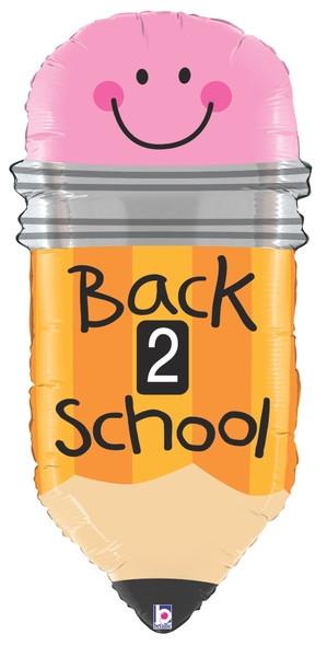"32"" Back to School Pencil"