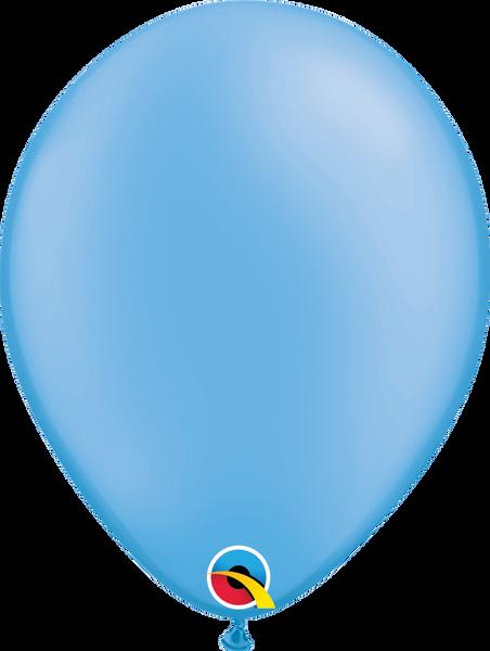 "11"" Qualatex Neon Blue - 100 Ct."