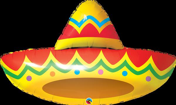 """41"""" Sombrero"""