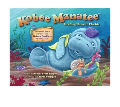 Kobe Manatee Heading Home