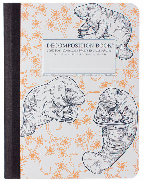 "Manatee ""Manatea"" Decomposition Book"