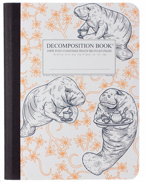 "Manatee ""Manatea"" Decomposition Book"