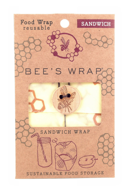 Bee's Wrap Sandwich Wrap