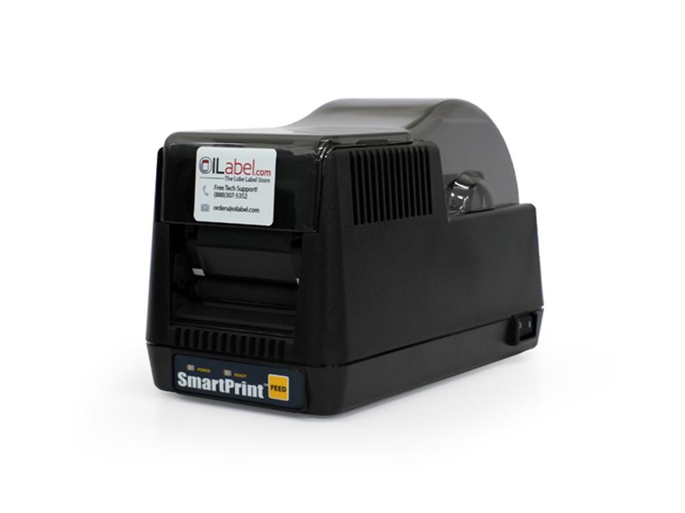 Oil Change Sticker Printer >> Smartprint Oil Change Sticker Printer