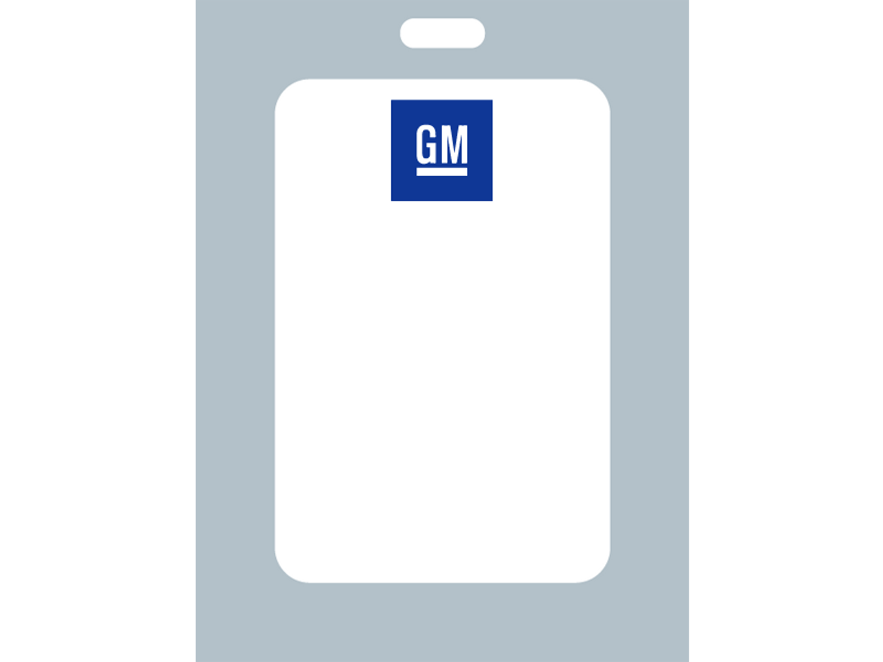 GM branded oil change labels are the perfect solution for your GM dealer who wants to create repeat revenue for your service department.