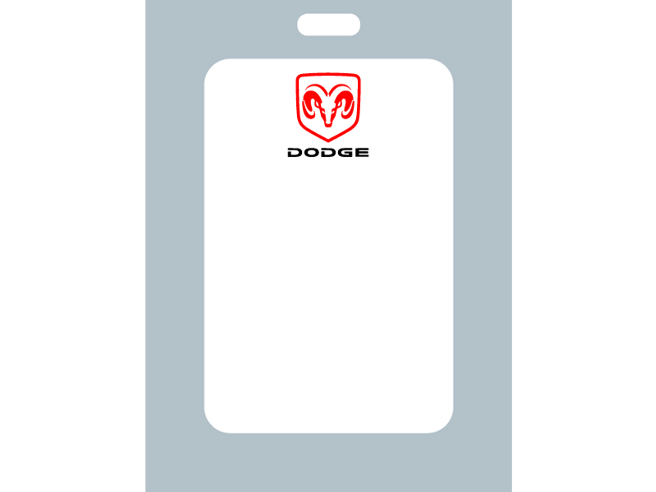 Dodge labels for CJDR dealerships and enthusiasts. Order today!
