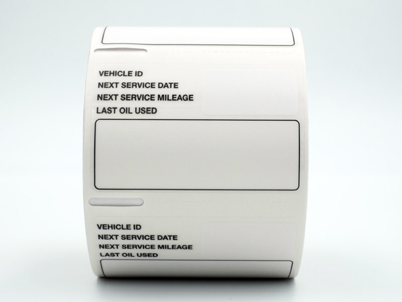 Blank Reminder Stickers - ISI Style Label