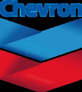 Chevron  Oil Change Stickers