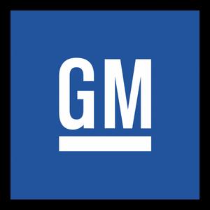 GM  Oil Change Stickers