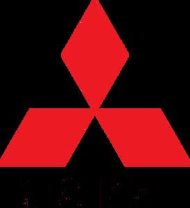 Mitsubishi Oil Change Stickers
